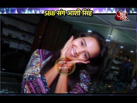 Xxx Mp4 Spa Dayout With Ashi Singh Aka Naina Of Yeh Un Dino Ki Baat Hai 3gp Sex