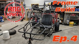 Twin 18hp Engine Buggy Build Ep. 4