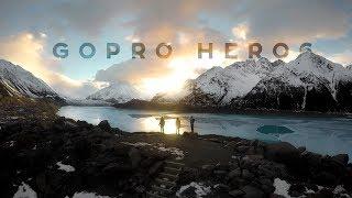 GoPro HERO6 Black : New Zealand in Ultra-Slow Motion 4K