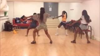 Dynamiics new Afo dance Busy signal Bad star gyal , Les porbo