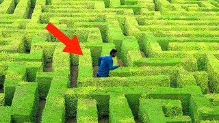 EXTREME MAZE CHALLENGE IN GTA 5! (GTA 5 Funny Moments)