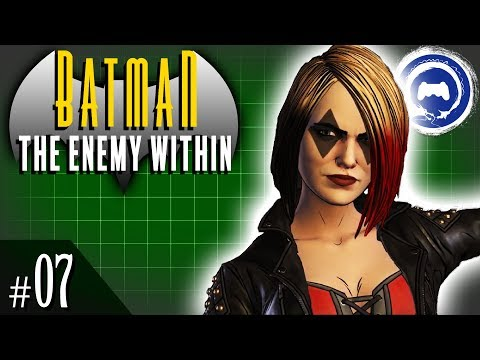Batman: The Enemy Within | Part 7 | TFS Plays