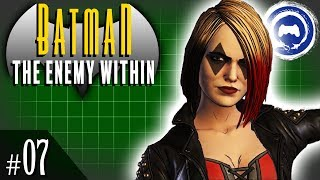 Batman: The Enemy Within   Part 7   TFS Plays