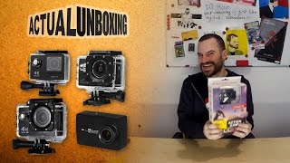 Actual Unboxing #16 - Action Cams