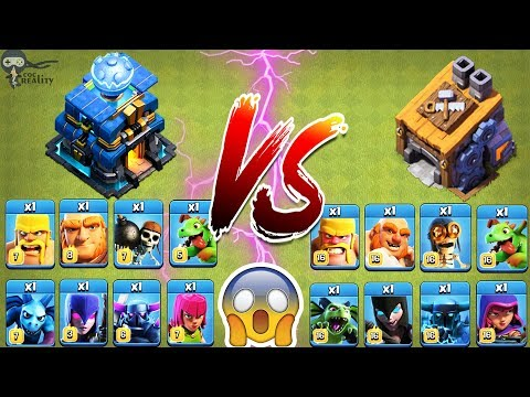 Xxx Mp4 New TH 12 Troops Vs BH Troops 🔥🔥 Clash Of Clans Ultimate Battle Town Hall Vs Builder Base Troops 3gp Sex