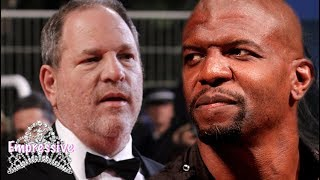 Terry Crews exposes Harvey Weinstein and predators in Hollywood