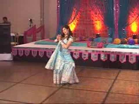 Anu s Sangeet Dance