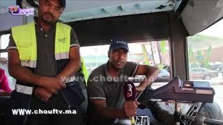 أول تصريح لسائق الحافلة لي ولدات فيها سيدة من مراكش.. ولدات فالطوبيس