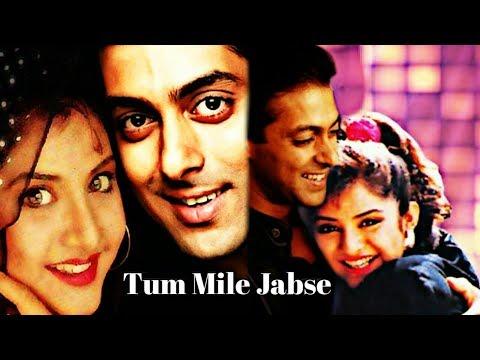 Xxx Mp4 Tum Mile Jabse Song Shalman Khan Divya Bharti Fanmade 3gp Sex