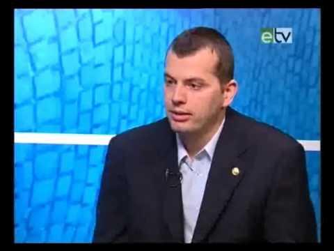 Balog János (Jobbik) ETV  Köztér műsorában 1. rész