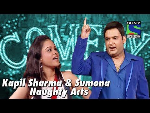 Kapil Sharma and Sumona s Naughty Acts Comedy Circus