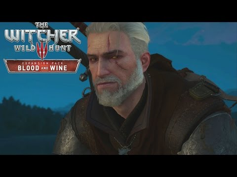 The Witcher 3 Blood and Wine All Cutscenes Movie (Game Movie) 1080p FULL STORY