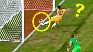 Las Mejores Salvadas de Gol En La Linea | Salvadas Extremas en la Linea