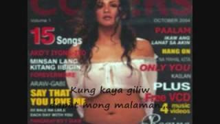 Minsan lang kitang iibigin - Regine Velasquez