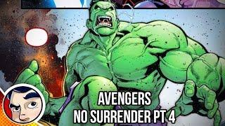 """Avengers No Surrender """"Hulk Vs The Avengers"""" #4 - InComplete Story"""