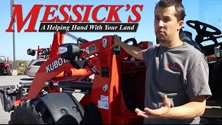 Messick's Review of the New Kubota R630 Wheel Loader