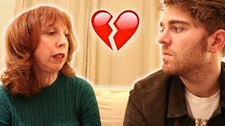 CONFRONTING MY MOM