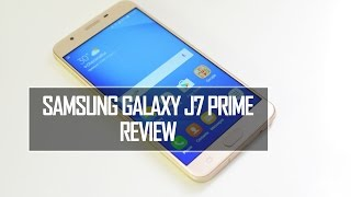 Samsung Galaxy J7 Prime Full Review - Pros and Cons | Techniqued