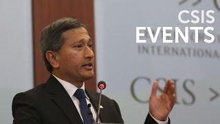 Statesmen's Forum: Vivian Balakrishnan, Minister for Foreign Affairs, Singapore