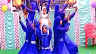 Lab pe aati hai dua Patriotic theme dance act by RDI group azamgarh