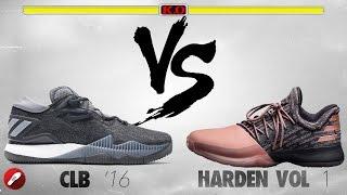 Adidas CrazyLight Boost 2016 vs Harden Vol. 1!