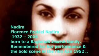kahe jadu kiya,jadugar balma..Shamshad Begum & Amirbai Karnataki_Nakshab_Nashad..a tribute