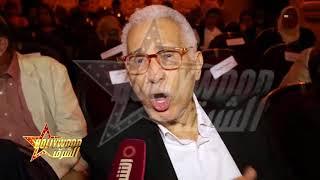 شاهد ماقاله عبد الرحمن أبو زهرة عن مسرح مصر ونجومه الحاليين