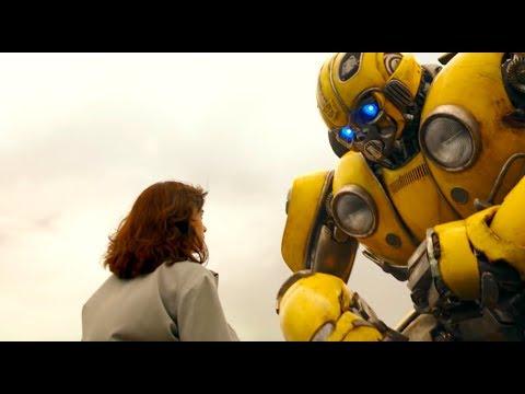 Bumblebee Official Trailer 2018 Hailee Steinfeld John Cena