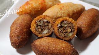 Mersin İçli Köfte Tarifi | Et ve köfte yemekleri  | Yilbasi tarifi