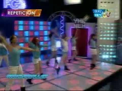 Las Chicas del Poncho Ballet hey nanana