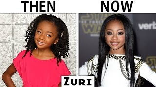 Disney Channel Stars Then and Now 2017 (FAMOUS DISNEY STARS)