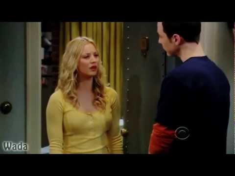 Knock knock knock Penny The Big Bang Theory Bloopers HD ft Sheldon and Penny