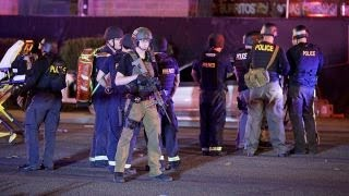 ISIS claims responsibility for Las Vegas shooting massacre