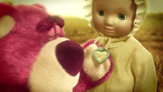 Toy story 3 Lotso's past