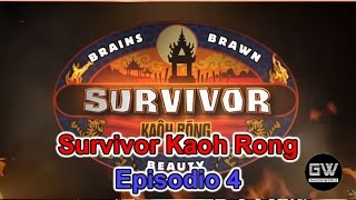 Survivor Kaoh Rong - Episodio 4 EN VIVO en YouNow March 9, 2016