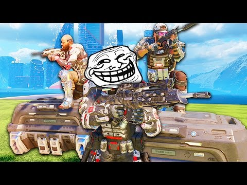 Black Ops 3 - Care Package Troll with EVERY Specialist! (BO3 Ninja, Funny Moments, Trolling)