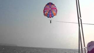 Ballon Riding at