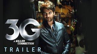 3G (Uncut Official Trailer) | Neil Nitin Mukesh | Sonal Chauhan