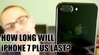 How long will iPhone 7 Plus last?