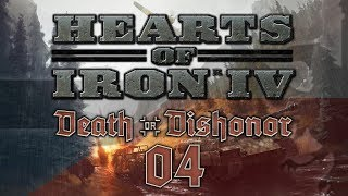 Hearts of Iron IV DEATH OR DISHONOR #04 COUNTER - HoI4 Czechoslovakia Let