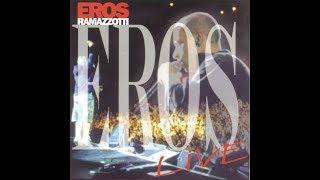 Eros Ramazzotti Live (Italian) 1998 HD CD COMPLETO