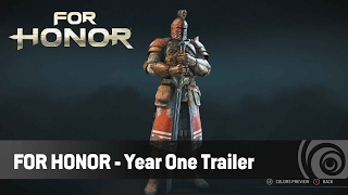 For Honor -  Year One Trailer [AUT]