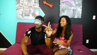 TOUCH MY BODY CHALLENGE!!!- OFFICIAL JANINA & DESTORM POWER