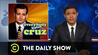 The Daily Show - Cruz Your Own Adventure