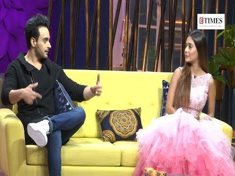 Xxx Mp4 JuzzBaatt Bidaai Co Stars And BFFs Sara Khan Angad Hasija Enjoy On Sets 3gp Sex