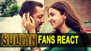 Sultan Official Trailer | Fan Reaction | Salman Khan, Anushka Sharma, Randeep Hooda