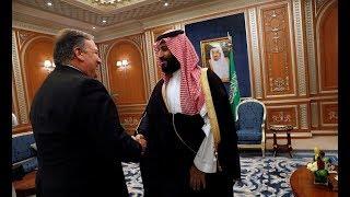 Khashoggi incident represents pivotal moment for U.S.-Saudi relations