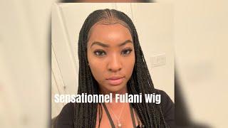 Sensationnel Fulani Wig | BEST BRAIDED WIG