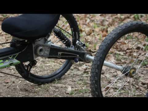 Quad QX 4 One Test bike tv.cc