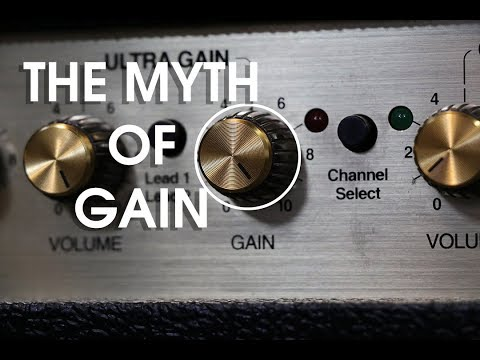 """The myth of """"gain""""... and it's relation to """"clipping"""""""